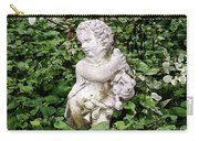 Statue Watercolor Effect Carry-all Pouch