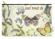 Stay Calm-trust In Jesus-2 Carry-all Pouch