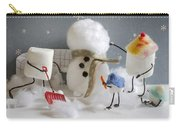 Stay Puff Snowman Carry-all Pouch
