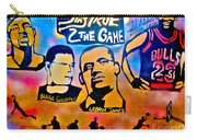 Stay True 2 The Game No 1 Carry-all Pouch