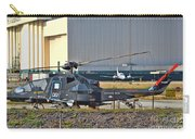 Stealth Air Attack Helicopter Carry-all Pouch