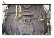 Steam Engine 444 Fire Box And The Controls Carry-all Pouch