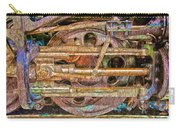 Steam Engine Linkage 2 Carry-all Pouch