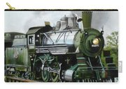 Steam Engine Locomotive Carry-all Pouch