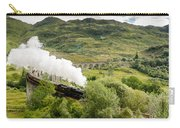Steam Engine On Glenfinnan Viaduct Carry-all Pouch