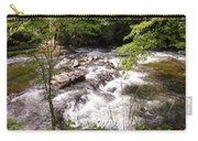 Steam In The Smoky Mountains Carry-all Pouch