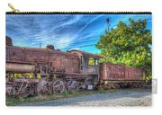 Steam Locomotive No 1151 Norfolk And Western Class M2c Carry-all Pouch