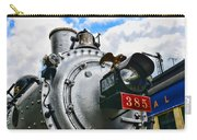 Steam Locomotive No. 385 Carry-all Pouch