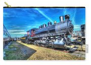 Steam Locomotive No 4 Virginian Class Sa  Carry-all Pouch