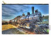 Steam Locomotive No 6 Norfolk And Western Class G-1 Carry-all Pouch