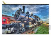 Steam Locomotive No 6 Norfolk And Western  Carry-all Pouch