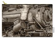 Steam Power Sepia Carry-all Pouch