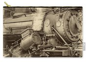 Steam Power Sepia Vignette Carry-all Pouch