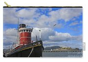 Steam Tug Hercules Carry-all Pouch