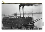Steamboat, C1900 Carry-all Pouch