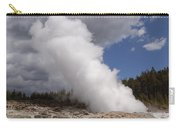 Steamboat Geyser Yellowstone Np Carry-all Pouch