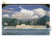 Steamboat Niagara, 1852 Carry-all Pouch