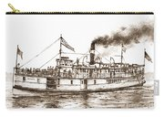 Steamboat Reliance Sepia Carry-all Pouch