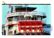 Steamer Natchez Paddleboat Carry-all Pouch