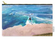 Steamer Lane Carry-all Pouch