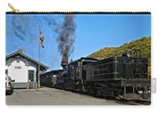 Steaming Away Carry-all Pouch