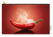 Steaming Hot Chilli Carry-all Pouch by Johan Swanepoel