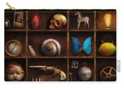 Steampunk - A Box Of Curiosities Carry-all Pouch