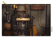 Steampunk - Back In The Engine Room Carry-all Pouch