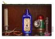 Steampunk Bottled Light Carry-all Pouch