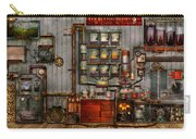 Steampunk - Coffee - The Company Coffee Maker Carry-all Pouch
