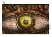 Steampunk - Creepy - Eye On Technology  Carry-all Pouch