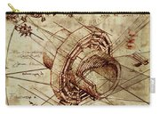 Steampunk Dream Series Iv Carry-all Pouch