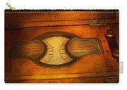 Steampunk - Electrician - The Portable Volt Meter Carry-all Pouch
