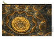 Steampunk Flower Carry-all Pouch
