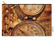 Steampunk - Gauges Carry-all Pouch
