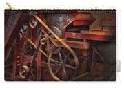 Steampunk - Gear - Belts And Wheels  Carry-all Pouch