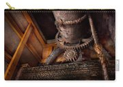Steampunk - Gear - Out Of Order  Carry-all Pouch by Mike Savad