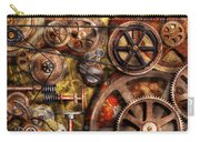 Steampunk - Gears - Inner Workings Carry-all Pouch