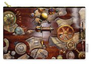 Steampunk - Gears - Reverse Engineering Carry-all Pouch