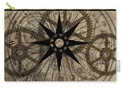 Steampunk Gold Gears II  Carry-all Pouch