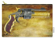 Steampunk - Gun - The Hand Cannon Carry-all Pouch by Paul Ward