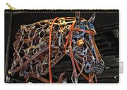 Steampunk Horse Carry-all Pouch