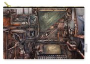 Steampunk - Machine - All The Bells And Whistles  Carry-all Pouch