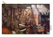 Steampunk - Machinist - The Inventors Workshop  Carry-all Pouch