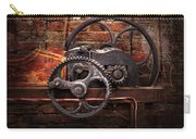 Steampunk - No 10 Carry-all Pouch