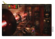 Steampunk - Photonic Experimentation Carry-all Pouch