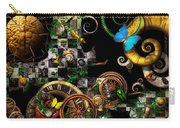 Steampunk - Surreal - Mind Games Carry-all Pouch