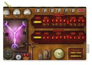 Steampunk - Temporal Flux Carry-all Pouch by Mike Savad