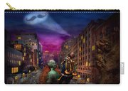 Steampunk - The Great Mustachio Carry-all Pouch by Mike Savad