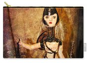 Steampunk - The Headhunter Carry-all Pouch by Paul Ward